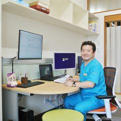 ふじしま内科第1診察室